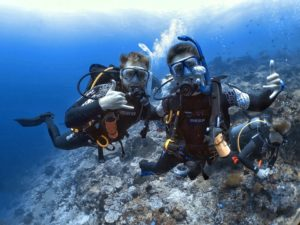 28 Day PADI Instructor Development Course